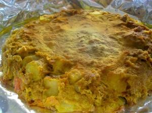 baked quiche